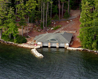 Mitt Romney Winnipesaukee Wolfeboro Home Boathouse