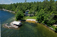 Mitt Romneys Winnipesaukee Wolfeboro Home