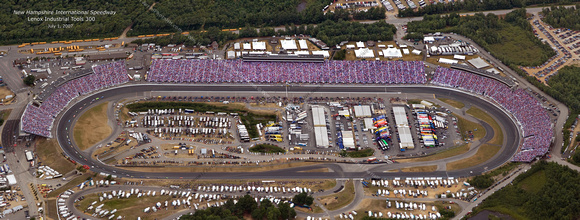 Aerial Photo Nh Panoramas New Hampshire Speedway
